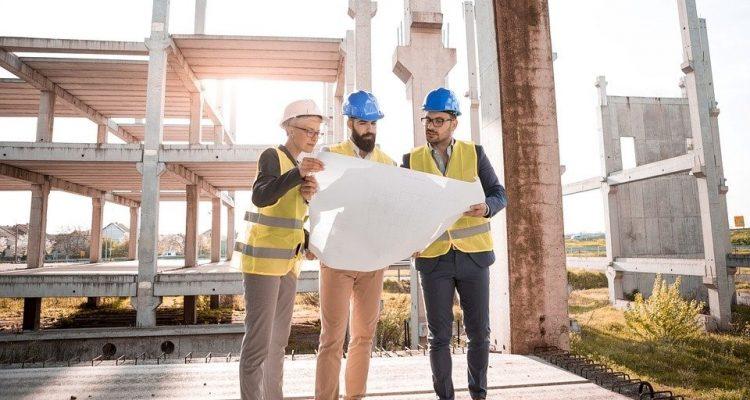 Une intervention professionnelle avec une entreprise générale du bâtiment
