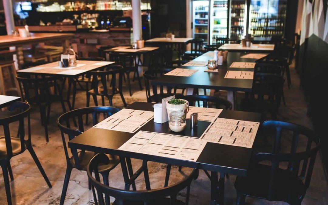 Trouver le lieu, le style de nourriture et les emballages pour un restaurant