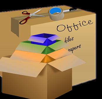 L'organisation : la clé d'un déménagement sans stress