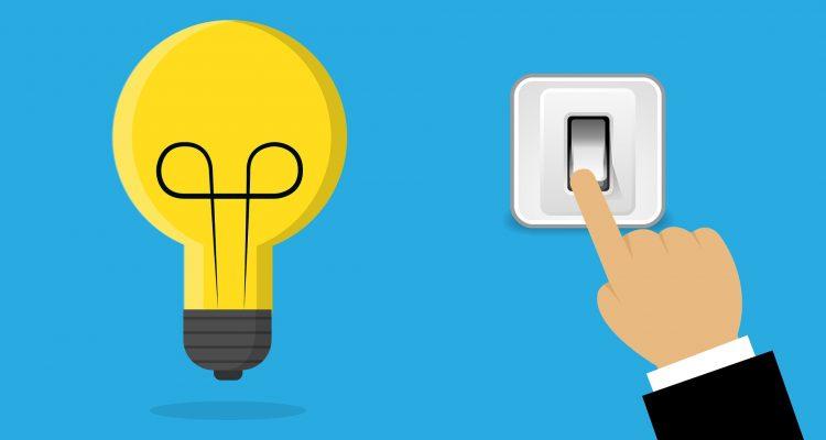 Comment remplacer un interrupteur d'éclairage unipolaire ?